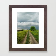 Navarro County, Texas #2 Framed Art Print