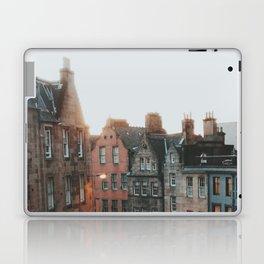 Golden Hour in Edinburgh Laptop & iPad Skin