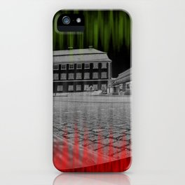 Castle Grosslaupheim iPhone Case