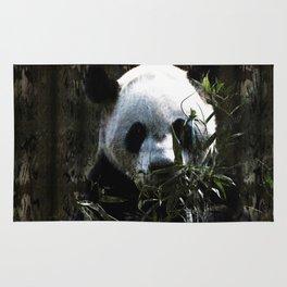 Chinese Giant Panda Bear Rug