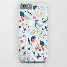Shoe Craze Pale Blue Slim Case iPhone 6s