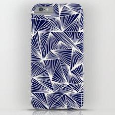 TriangleAngle (Navy) Slim Case iPhone 6 Plus
