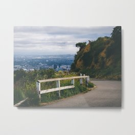 Lost City Boy Metal Print