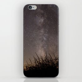 Milky Way, Sleeping Bear Dunes National Lakeshore, Michigan iPhone Skin