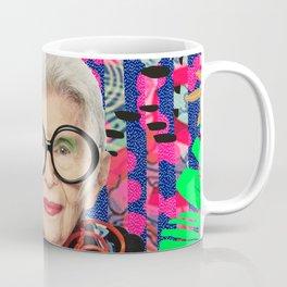 Power Iris Apfel Coffee Mug