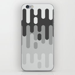 Paint dripping background #society6 #decor #buyart #artprint iPhone Skin