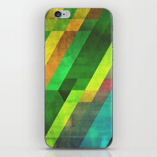 lyyn wyrk iPhone & iPod Skin