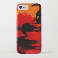 django iPhone & iPod Cases featuring Django by IOSQ