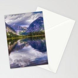 Misty Fiords Lake Stationery Cards
