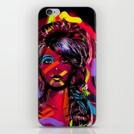 Duplicate your colors. iPhone Skin