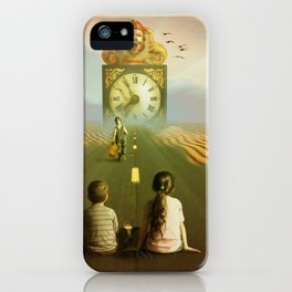 Time to grow up iPhone Case