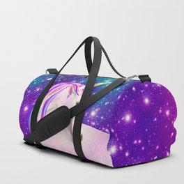 Celestial Unicorn Duffle Bag