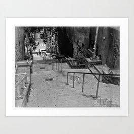 P-laroid Land Camera 110B Photo 09 Art Print