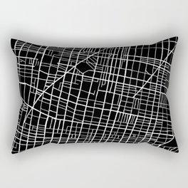 South Philly Map Rectangular Pillow