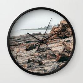Summer Stillness Wall Clock