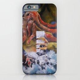 Chuthulu Fantasy iPhone Case