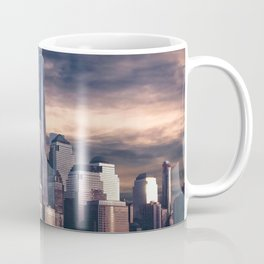 Dramatic City Skyline - NYC Coffee Mug