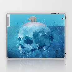 Save the Arctic Laptop & iPad Skin