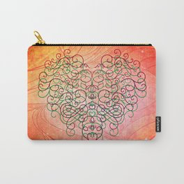 Celestial Hearts Carry-All Pouch