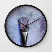 tyler the creator Wall Clocks featuring Creator by KunstFabrik_StaticMovement Manu Jobst