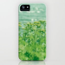Lake Superior Sparkles iPhone Case
