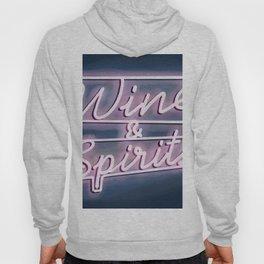 Wine and spirits Hoody