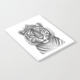 The Tigress Queen Notebook