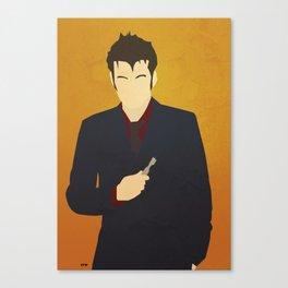 10th Canvas Print