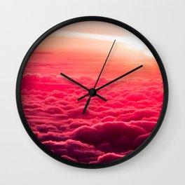 High Shoot Wall Clock