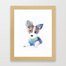 Ruffell Framed Art Print