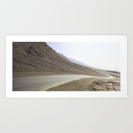 Winding Road Art Print