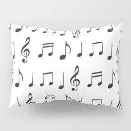 Music is life. Fill your life with music vibes all time round. Pillow Sham