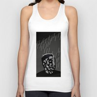 kendrick lamar Tank Tops featuring Kendrick Lamar by Mr Mamu