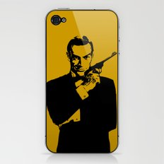 James Bond 007 iPhone & iPod Skin