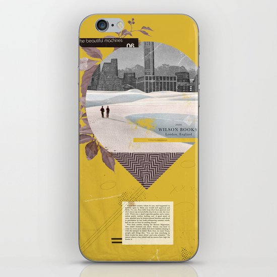 http://matthewbillington.com iPhone & iPod Skin