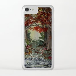 By Chris Clear iPhone Case