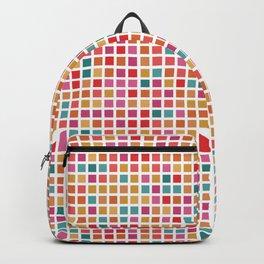 City Blocks - Sunrise #910 Backpack
