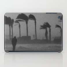 salmo (warning! a lot of noise, grain and sand) iPad Case