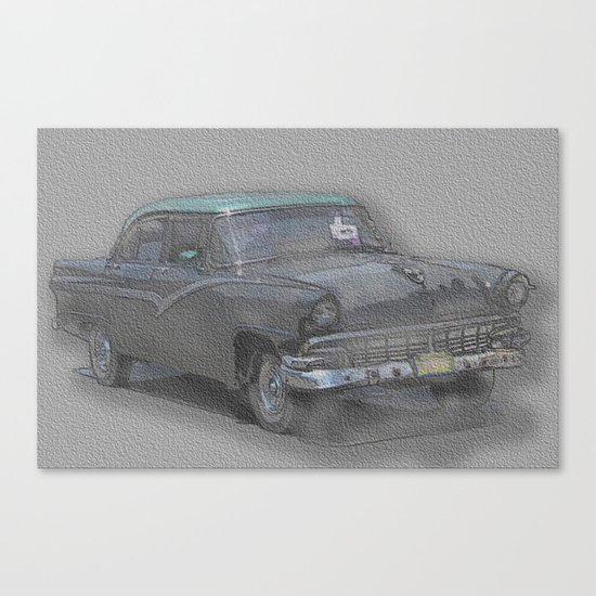 amcar 1 Canvas Print