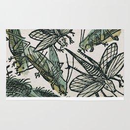 Locusts Rug