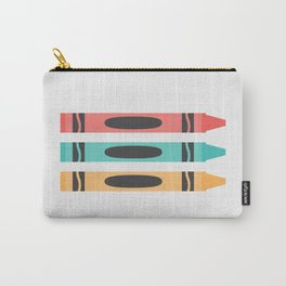 #94 Crayon Carry-All Pouch