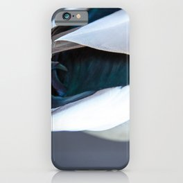 duck tail iPhone Case
