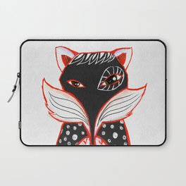 Kaleidoscope Fox Laptop Sleeve
