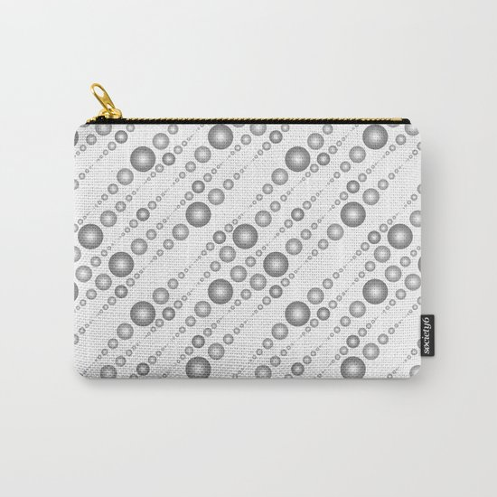 Halftone. Carry-All Pouch