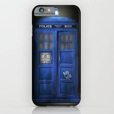 """Death – The Doctor's Truest Companion"" Slim Case iPhone 6s"