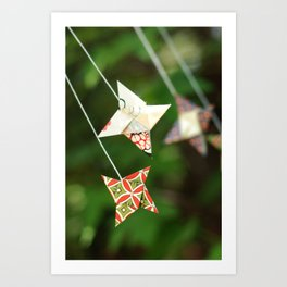 Bright Star inspired Art Print