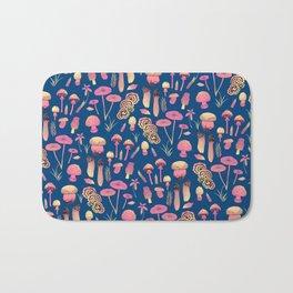 Psychedelic fungi - BBG Bath Mat