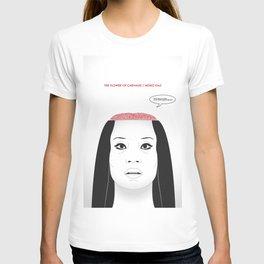 THE FLOWER OF CARNAGE - KILL BILL - MEIKO KAJI T-shirt