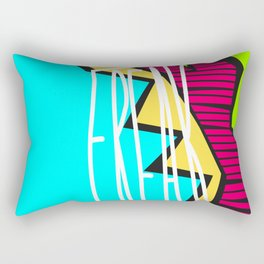 f r e a k Rectangular Pillow