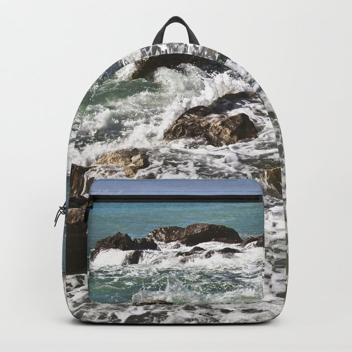 East coast on the Isle of Sicily Backpack